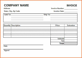 8 excel templates invoice budget template letter