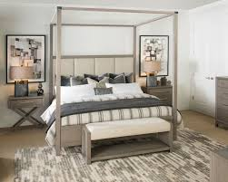 legacy classic furniture bedroom high line canopy bed king