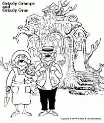 berenstain bears coloring pages coloringsuite com