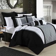 European King Bedroom Sets Bedroom Black And White Comforter Sets Black Bed Sets Queen