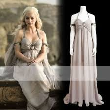 Daenerys Targaryen Costume Game Of Thrones Daenerys Targaryen Cosplay Women Fancy Dress