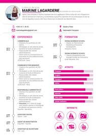 best cv moderne ideas on pinterest modele de cv moderne