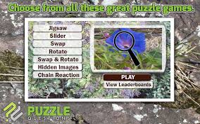 free wild flowers puzzle games android apps on google play