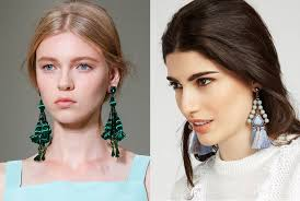 earrings trends jewelry trends how you get them for less