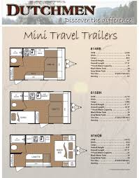 Prowler Camper Floor Plans Coleman Ultralite Travel Trailers For Small Cars Coleman Tent