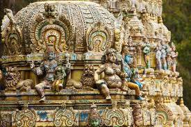 decoration of temple in home places to see in sri lanka jf tours
