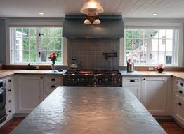 White Cabinets Dark Grey Countertops Kitchen Countertop Ideas 30 Fresh And Modern Looks