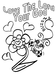 coloring download god is love coloring page showing god u0027s love