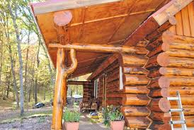 Log Home Styles Backwoods Log Homes