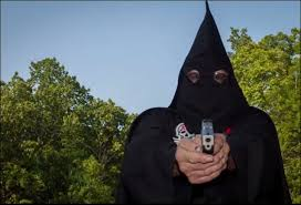 Kkk Halloween Costume Sale Patriot Games Kkk Leader U0026 Undercover Fbi Agent Heads South