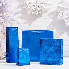 blue gift bags unique party gift bags sets paper source