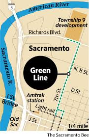 Sacramento Light Rail Schedule Light Rail Green Line May Shut In Sacramento To Save Money The