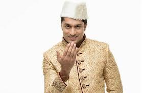 muslim and groom wedding dress for muslim groom to look smart and cool