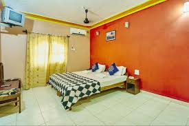 2 star hotel near calangute beach goa dreams palm beach resort