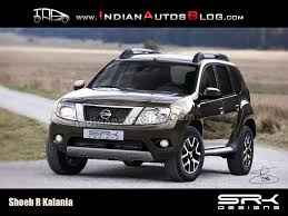 suv nissan 2013 nissan duster could be here by september 2013