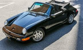 1990 porsche 911 convertible 1990 porsche 964 carrera 4 cabriolet lamborghini calgary