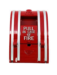 edwards 270a spo fire alarm pull station non coded