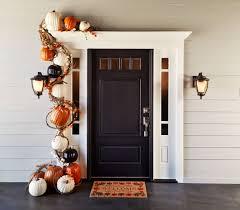 Door Decorations For Halloween Haunting Halloween Door Decorations The Glue String