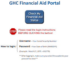 financial aid office grays harbor college
