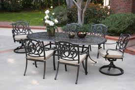 popular of 7 piece patio dining set outdoor dining sets amp bistro