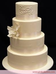 cake monograms monogram wedding cakes pink cake box custom cakes more