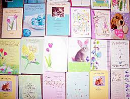 wholesale greeting card lot 60 american greetings easter cards