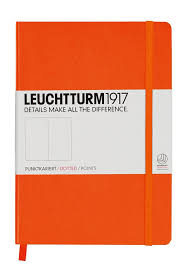 leuchtturm 1917 notebook leuchtturm1917 hardcover medium dotted journal