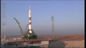 expedition 46 47 soyuz launches to the space station youtube