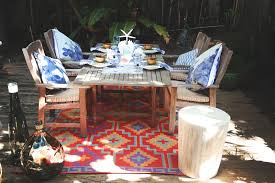 Recycled Outdoor Rug by Outdoor Rug Recycled Plastic Lhasa Orange And Violet U2013 Floorsome