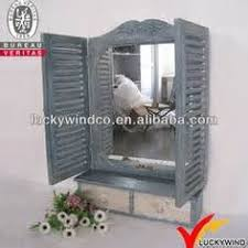 home interiors mirrors home interior pictures wooden shutter mirror ebay coastal flair