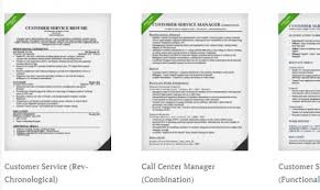 Resume Examples Customer Service Resume by How To Write A Customer Service Resume