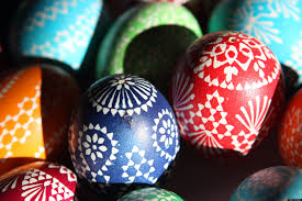 wax easter egg decorating easter eggs history origin symbolism and traditions photos