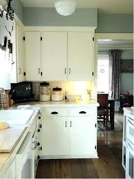 Black Knobs For Kitchen Cabinets Brushed Nickel Kitchen Hardware And Black Hardware For Kitchen