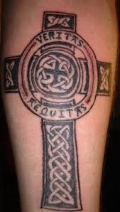 amazing boondock saints cross tattoo boondock saints cross