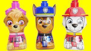 paw patrol bath soap stovetop kitchen faucet playset with working