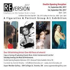 reversion 2017 a figurative u0026 portrait art exhibition toronto