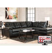 art van furniture sleeper sofas 7pc living room package with tv leather furniture sets living
