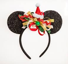 new item gorgeous christmas party surprise minnie ears headband