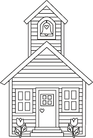 Coloring Page Of A School Impressive Coloring Pages For School Inspiring 1079 Unknown by Coloring Page Of A School