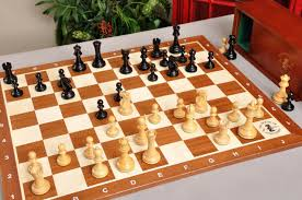 the gothic edition reykjavik ii chess set 3 75 inch king