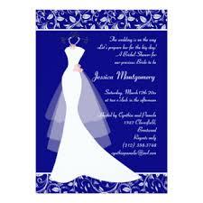 wedding invitations royal blue royal blue wedding invitations announcements zazzle