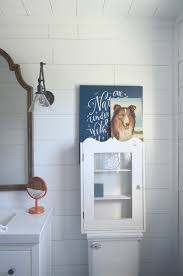 Messy Bathroom Bathroom Makeover Update The Messy Truth