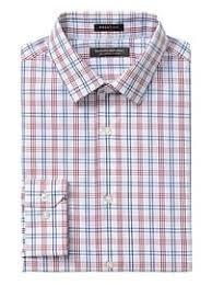 men u0027s dress shirts plaid gingham u0026 button shirts banana republic