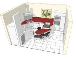 plan cuisine 10m2 plan de cuisine 10m2 en photo