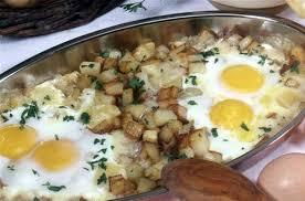 savoyard cuisine œufs au plat savoyards