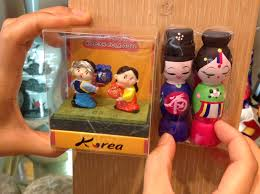 souvenir sunday at south korea u0027s incheon airport stuck at the