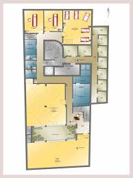 home design spa layout square foot hair beauty beauty salon floor