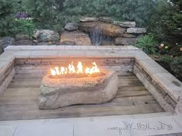 Rock Firepits Rocks For Pits Pit Ideas