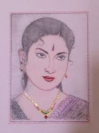 simple marathi actress pencil sketch drawing pic drawing of sketch