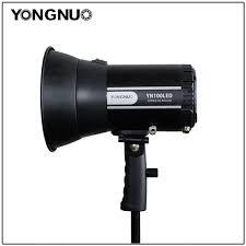 remote audio video lighting yongnuo yn100led 100w high power led video light sun light 5500k